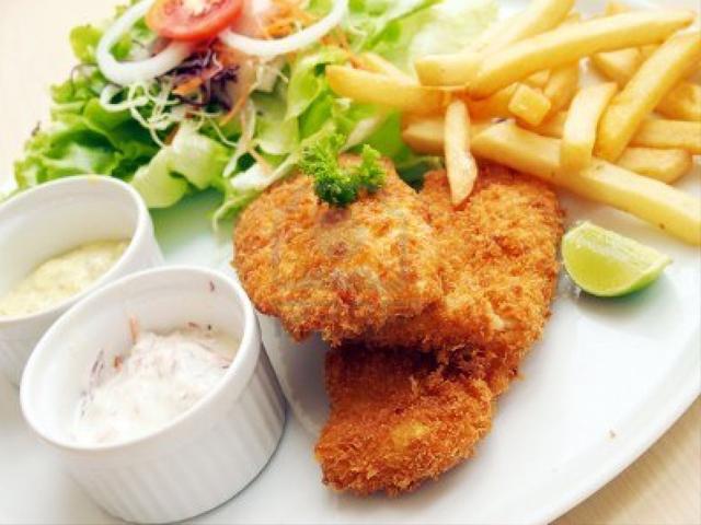 Our menu best restaurant in kpk for Fried fish restaurant